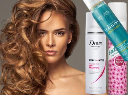 Przegląd suchych szamponów do włosów