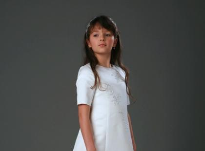 Przegląd sukienek komunijnych – galeria