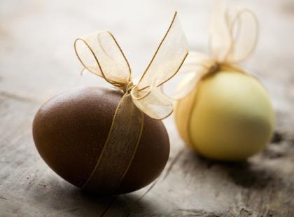 Przegląd technik zdobienia jajek