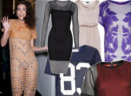 Przegląd transparentnych sukienek na wakacyjne upały