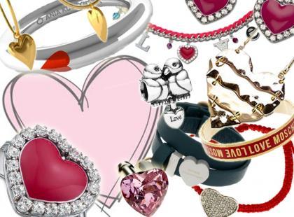 Przegląd walentynkowej biżuterii