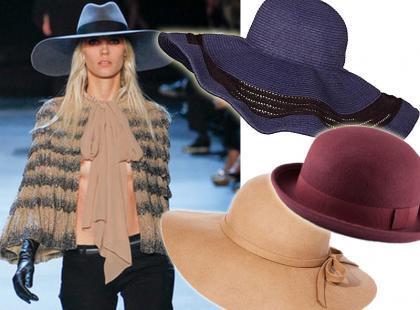 Przegląd wiosennych kapeluszy z polskich sklepów