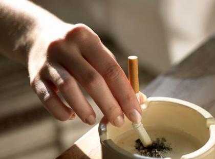 Przekąski podczas rzucania palenia