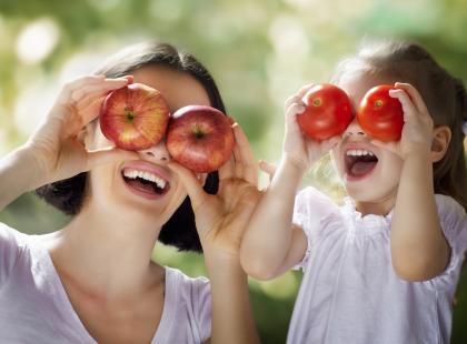 Przekonaj dziecko do jedzenia warzyw!