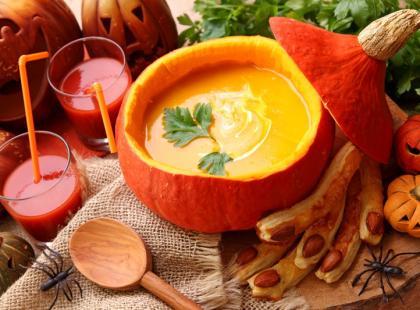 Przepis Magdy Gessler: zupa z dyni