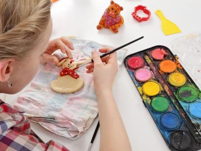 Przepis na masę solną i propozycje zabaw z dzieckiem