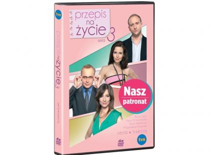 Przepis na Życie - trzecia seria na DVD