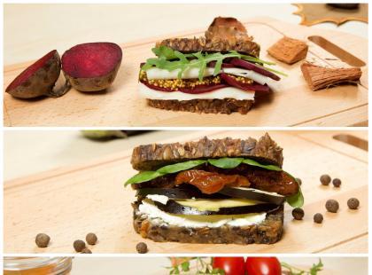 Przepisy na zdrowe jesienne kanapki!