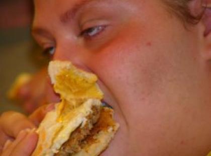 Przestroga dla otyłych