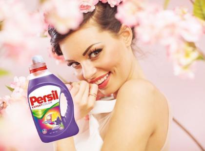 Przetestuj za darmo nowy żel do prania Persil!