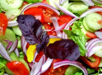 Przez zdrowe odżywianie do zdrowia