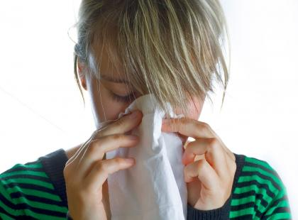 Przeziębienie – jesienny poradnik