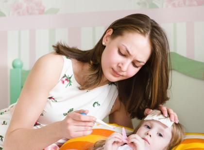 Przeziębienie u dziecka – jak z nim walczyć?