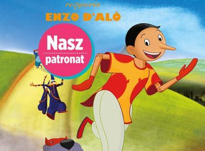 """Przeżyj niezwykłą przygodę z """"Pinokiem""""!"""