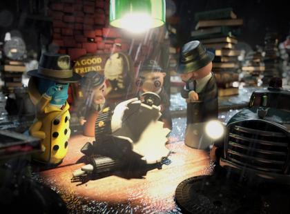Przeżyj przygodę z Detektywem Diggsem