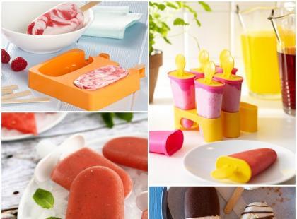 Przydatne gadżety do robienia domowych lodów