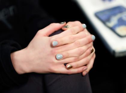 Przyglądałaś się rękom sklepowych manekinów? Ich ręce stały się inspiracją do stworzenia trendu manicure