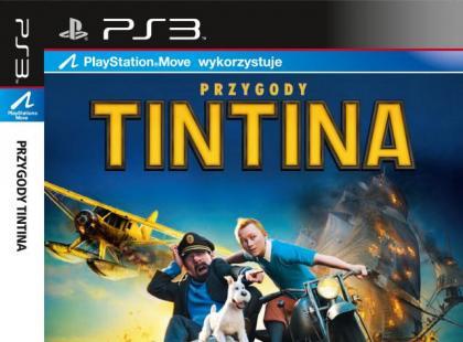 """Przygody Tintina"" - gra"