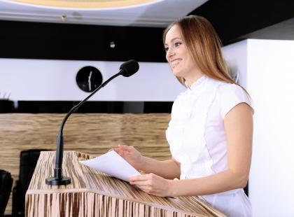 Przygotowanie do wystąpień publicznych