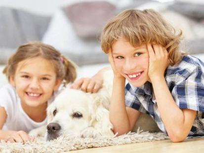 Przygotuj się, zanim kupisz dziecku psa