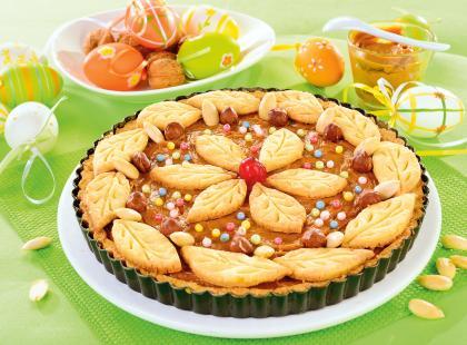 Przygotuj własnoręcznie mazurek kajmakowy na Wielkanoc! Prosty przepis, który zawsze wychodzi!