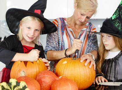 Przyjęcie Halloween dla dzieci – pomysły