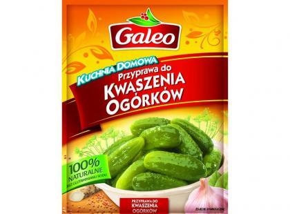 Przyprawa do kwaszenia ogórków GALEO