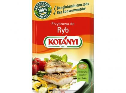 Przyprawa do Ryb Kotányi