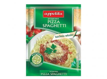 Przyprawa Pizza Spaghetti z linii Kuchnie Narodów Appetita