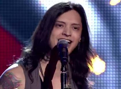 Przystojny Juan Carlos Cano - gwiazda The Voice Of Poland!