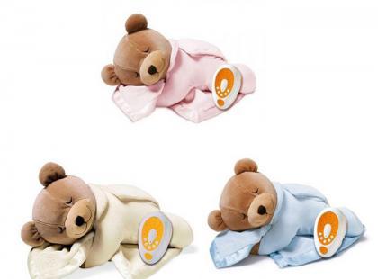 Przytulanki z funkcją usypiania niemowląt