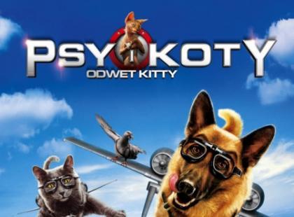 """""""Psy i koty: odwet Kitty"""" już na DVD i Blu-ray!"""