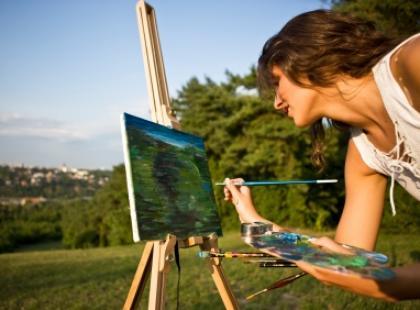 Psychoterapeutyczna funkcja sztuki