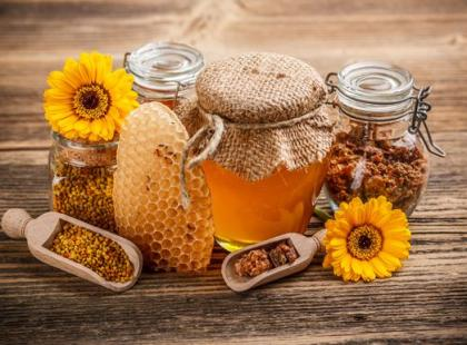 Pszczele produkty dla zdrowia
