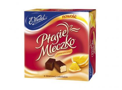 Ptasie Mleczko® o smaku pomarańczy!