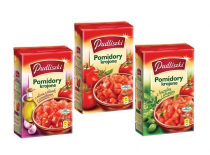 Pudliszki - Pomidory krojone