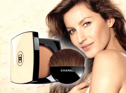 Pudrowe nowości od Chanel