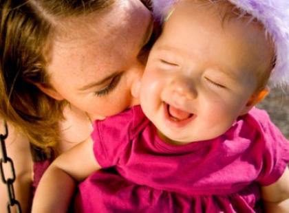 Pulchne dziecko - początkowo radość, później problem.