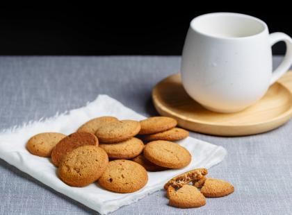 Pulchne i delikatne ciasteczka z amoniakiem
