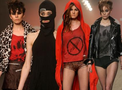 Punk is not dead, czyli najnowszy pokaz Roberta Kupisza