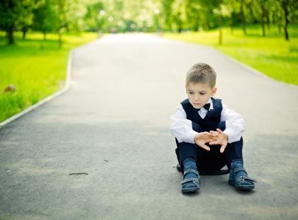 Autystyczne dziecko/ fot. Fotolia