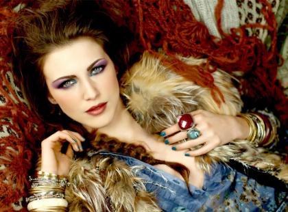 Pupa Folk Waves - makijaż na jesień 2011