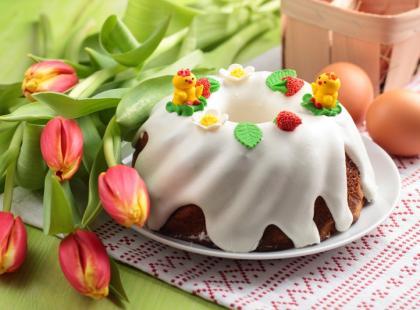 Pyszne ciasta, bez których nie ma Wielkanocy!