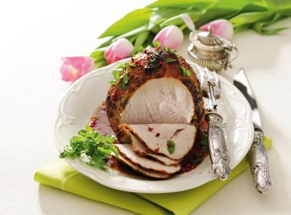 Pyszne mięso na Wielkanoc: 20 przepisów na szynkępieczoną