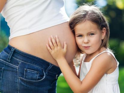 Pytanie dnia: Jak przygotować dziecko do tego, że będzie miało rodzeństwo?