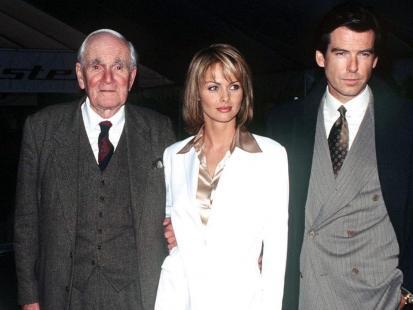"""Q z """"Jamesa Bonda"""" tak naprawdę jest... kobietą! Czy sensacyjne oświadczenie szefa brytyjskich służb specjalnych zmieni scenariusz następnego Bonda?"""