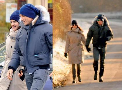 Rachel Weisz i Daniel Craig - Dziewczyna Bonda