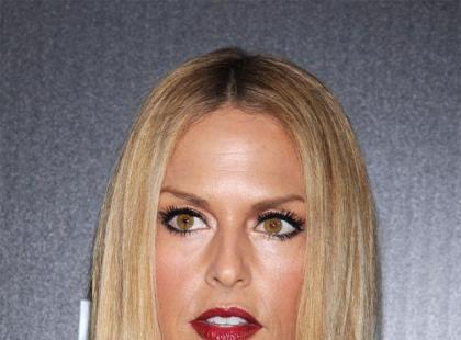 Rachel Zoe - wpadka z makijażem