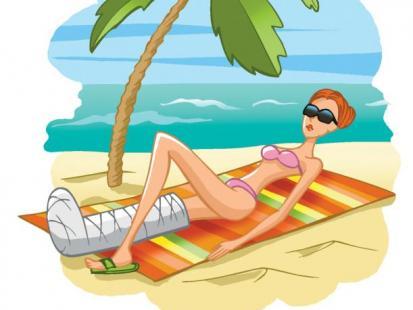 Rady dla przezornego urlopowicza