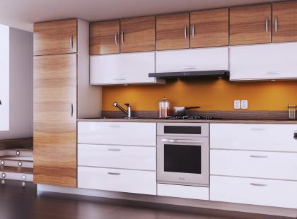 Radzimy, jak urządzić małą kuchnię